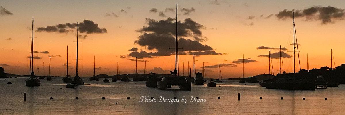 Photo Designs By Diane - Sunsets & Sunrises