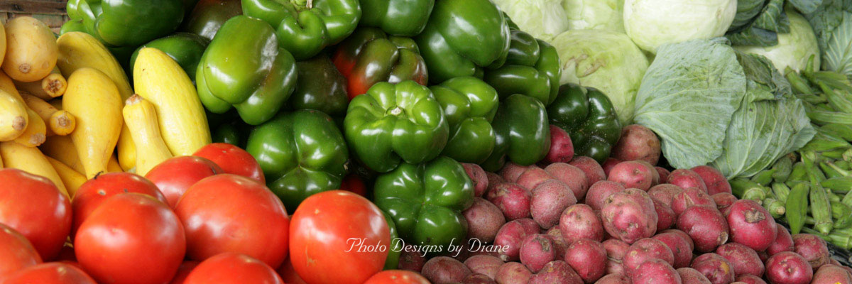 Photo Designs By Diane - Fruit & Vegetable